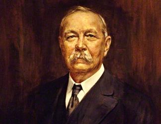 Imagen de Arthur Conan Doyle