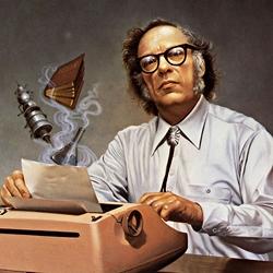 Imagen de Isaac Asimov