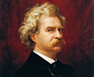 Imagen de Mark Twain