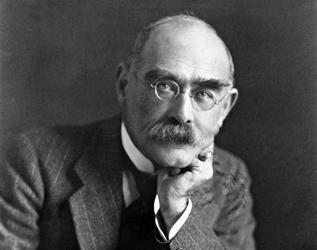 Imagen de Rudyard Kipling
