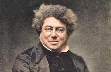 Imagen de Alexandre Dumas, padre