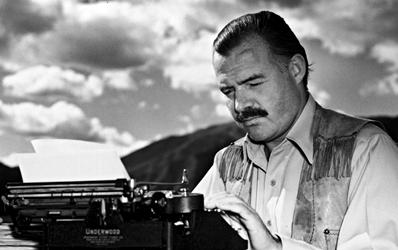 Imagen de Ernest Hemingway