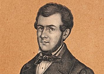 Imagen de Esteban Echeverría