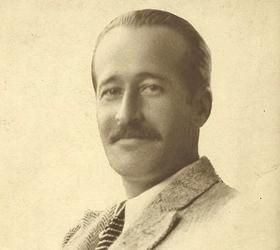 Imagen de Ricardo Güiraldes