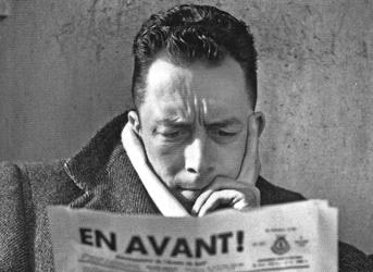 Imagen de Albert Camus