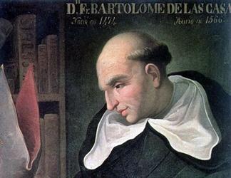 Imagen de Fray Bartolomé de las Casas