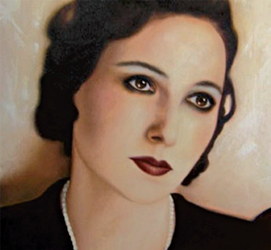 Imagen de Juana de Ibarbourou